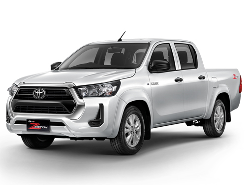 Toyota Revo Double Cab Z Edition 4x2 2.4 Mid AT MY2020 ปี 2020 ราคา-สเปค-โปรโมชั่น