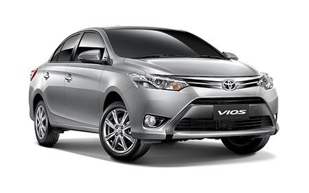 โตโยต้า Toyota-Vios 1.5 E CVT-ปี 2016