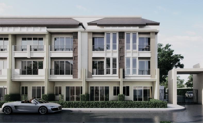 บ้านกลางเมือง ลาดพร้าว 71 (Baan Klang Muang) ราคา-สเปค-โปรโมชั่น