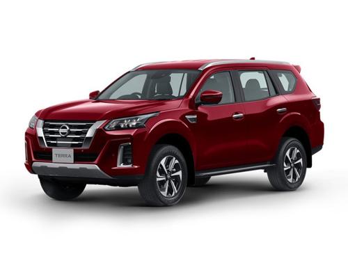 Nissan Terra 2.3 VL 2WD 7AT MY2022 ปี 2021 ราคา-สเปค-โปรโมชั่น
