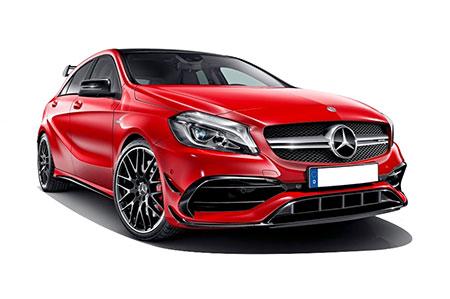 เมอร์เซเดส-เบนซ์ Mercedes-benz-AMG AMG A 45 4Matic-ปี 2016