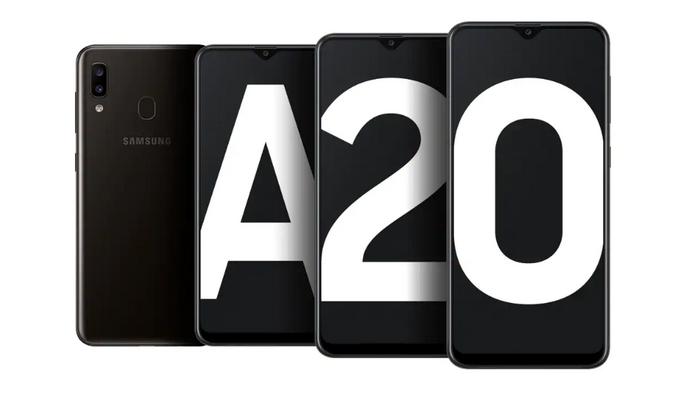 ซัมซุง SAMSUNG Galaxy A20