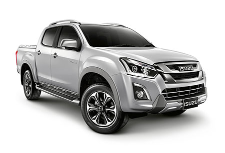 อีซูซุ Isuzu-D-MAX Hi-Lander 4-Door 1.9 Ddi Z-Prestige Limited Blue Power A/T-ปี 2018