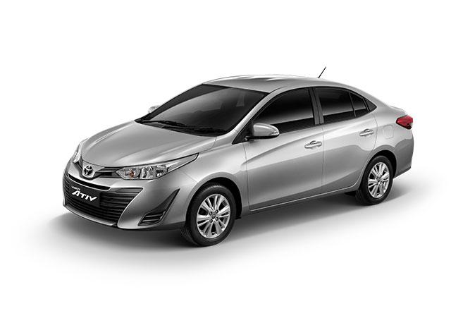 โตโยต้า Toyota-Yaris ATIV 1.2 E-ปี 2017