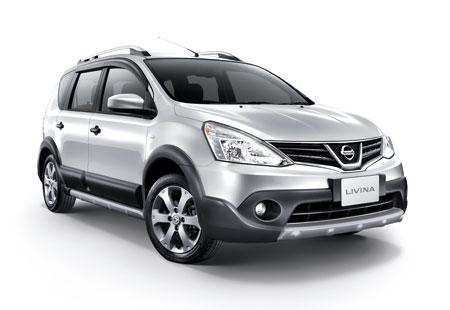 นิสสัน Nissan-Livina 1.6 V CVT-ปี 2014
