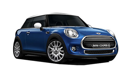 มินิ Mini-Hatch 3 Door Cooper D-ปี 2014