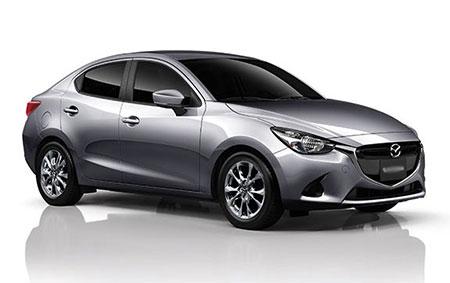 มาสด้า Mazda-2 1.3 Sedan High-ปี 2017