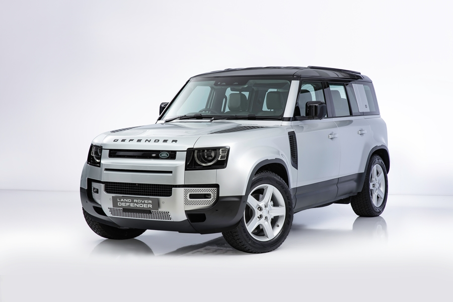 Land Rover Defender Logo