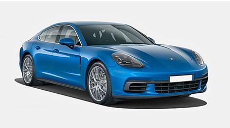 ปอร์เช่ Porsche-Panamera 4S-ปี 2016