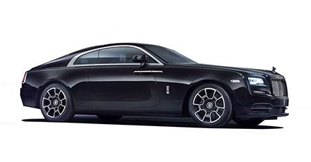 โรลส์-รอยซ์ Rolls-Royce-Wraith Black Badge-ปี 2017
