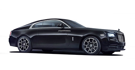 Rolls-Royce Wraith Logo