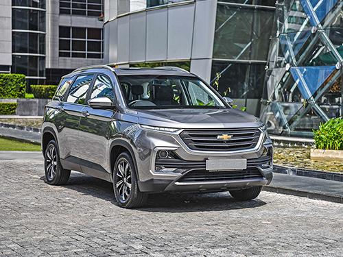 เชฟโรเลต Chevrolet-Captiva Premier-ปี 2019