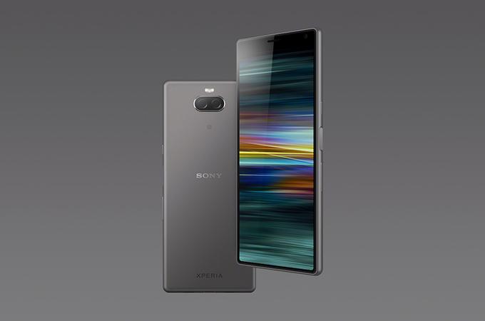 Sony Xperia 10 ราคา-สเปค-โปรโมชั่น