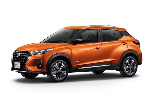 Nissan KICKS 1.2L V ปี 2021 ราคา-สเปค-โปรโมชั่น