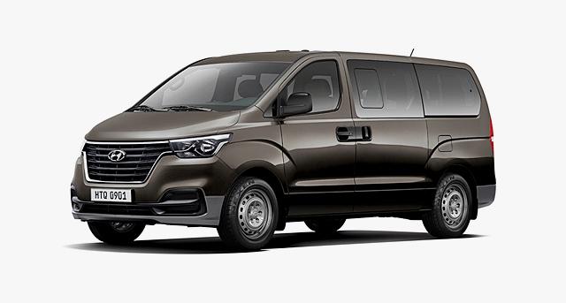 Hyundai H1 Touring MY2018 ปี 2018 ราคา-สเปค-โปรโมชั่น
