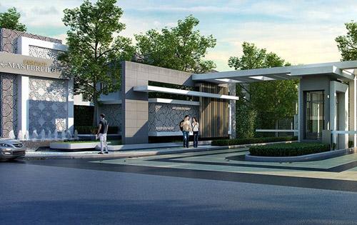 บ้านพร็อพเพอร์ตี้เพอร์เฟค Property Perfect เพอร์เฟค มาสเตอร์พีซ Logo