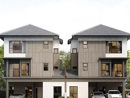 บ้านกลางเมือง พระราม 2 (Baan Klang Muang Rama 2) ราคา-สเปค-โปรโมชั่น