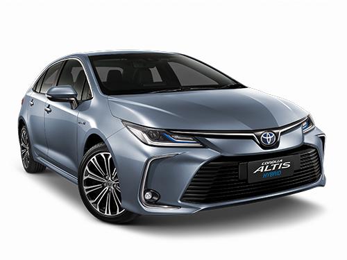 Toyota Altis (Corolla) Logo
