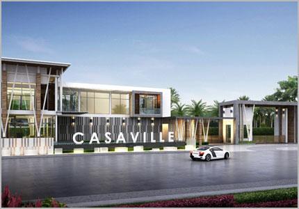 คาซ่า วิลล์ ศรีราชา-สวนเสือ (Casa Ville) ราคา-สเปค-โปรโมชั่น