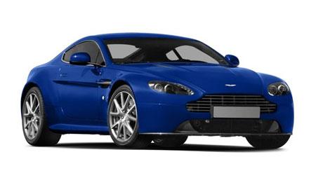 รถยนต์แอสตัน มาร์ติน Aston Martin V8 Logo