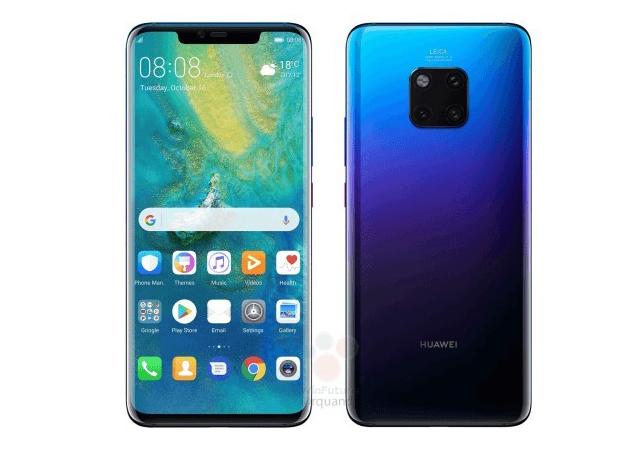 หัวเหว่ย Huawei-Mate 20 Pro