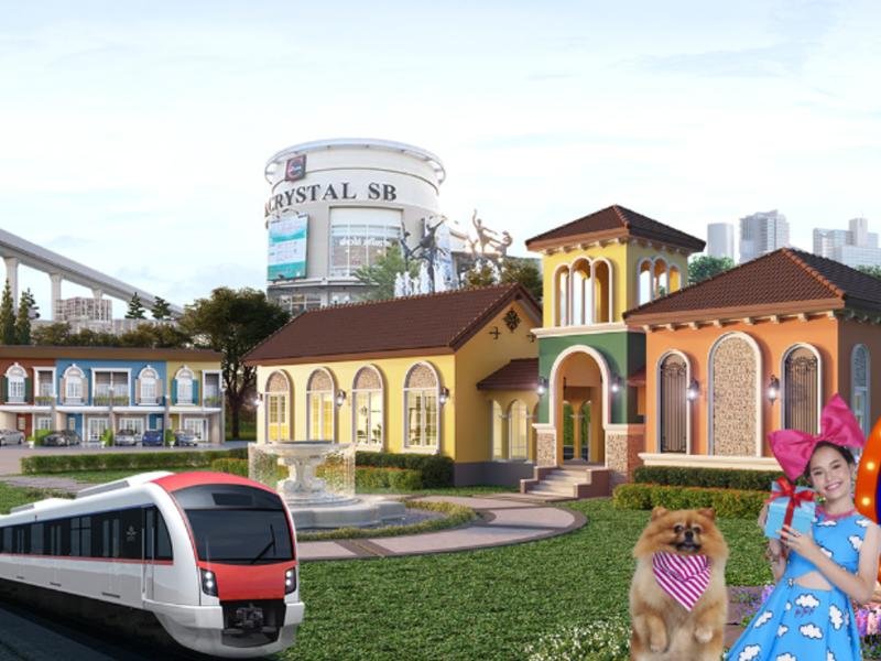 โกลเด้น ทาวน์ ราชพฤกษ์-พระราม 5 (Golden Town Ratchaphruek-Rama 5) ราคา-สเปค-โปรโมชั่น