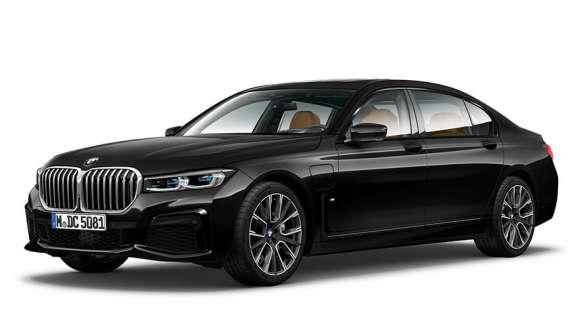 รถยนต์บีเอ็มดับเบิลยู BMW Series 7 Logo