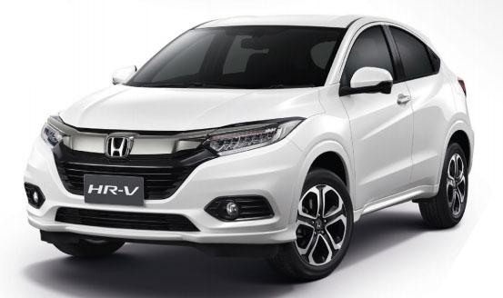 ฮอนด้า Honda-HR-V EL MY2018-ปี 2018