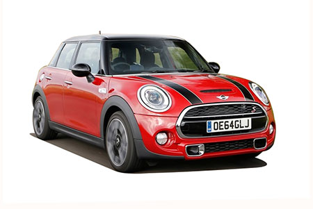 มินิ Mini-Hatch 5 Door Cooper S-ปี 2014