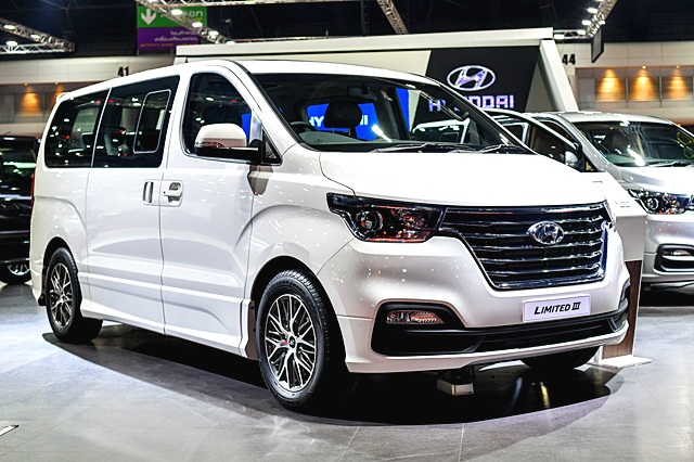 Hyundai H1 Limited III ปี 2019 ราคา-สเปค-โปรโมชั่น