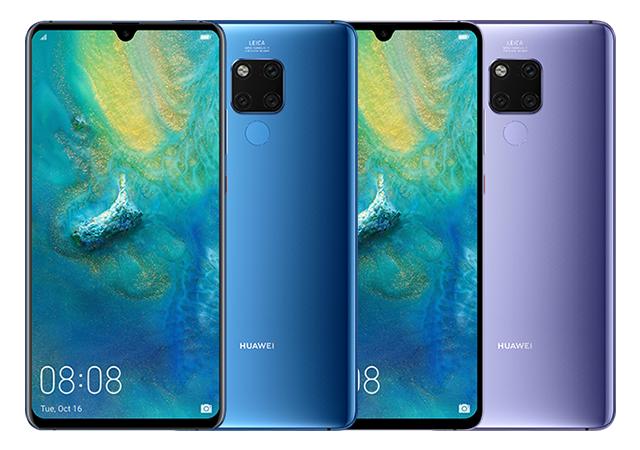 Huawei Mate 20 X ราคา-สเปค-โปรโมชั่น