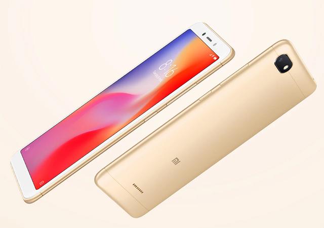 Xiaomi Redmi 6A 16GB ราคา-สเปค-โปรโมชั่น