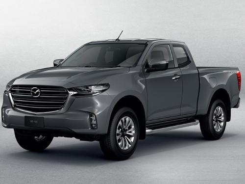 Mazda BT-50 Freestyle Cab 1.9 S Hi-Racer 6AT ปี 2021 ราคา-สเปค-โปรโมชั่น