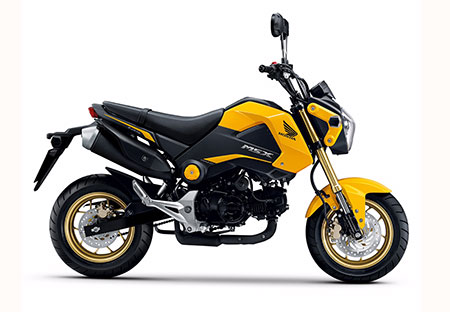 ฮอนด้า Honda-MSX125 MSX125F TH-ปี 2015