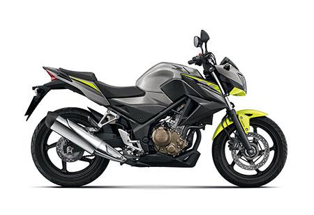 ฮอนด้า Honda-CB 300F 2016-ปี 2016