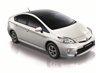 โตโยต้า Toyota Prius 1.8 Top Option ปี 2012