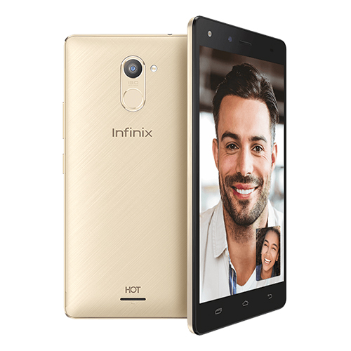 Infinix HOT4 Logo