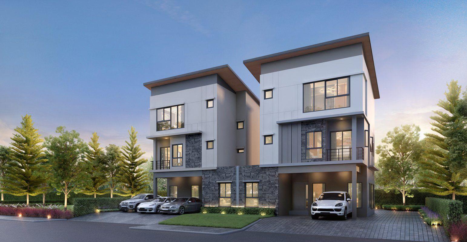 บ้านกลางเมือง ดิ อิดิชั่น พระราม 9 - กรุงเทพกรีฑา (Baan Klang Muang The Edition Rama 9 - Krungthepkreetha) ราคา-สเปค-โปรโมชั่น