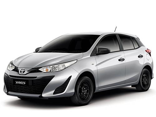 โตโยต้า Toyota-Yaris 1.2 J ECO MY 2017-ปี 2017
