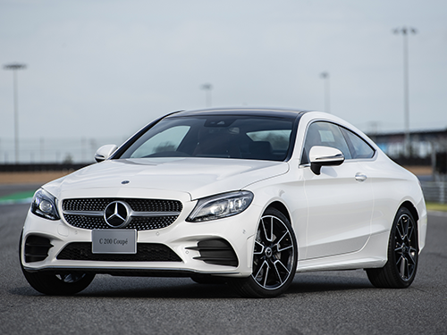Mercedes-benz C-Class C 200 Coupe AMG Dynamic (MY20) ปี 2020 ราคา-สเปค-โปรโมชั่น