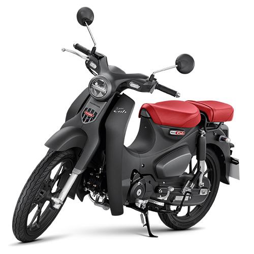 Honda Super Cub ทุกรุ่นย่อย