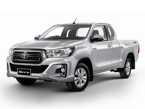 โตโยต้า Toyota-Revo Smart Cab 4X2 2.4E-ปี 2019