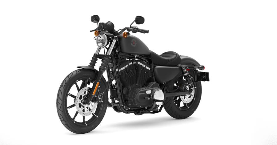 Harley-Davidson Sportster Iron 1200 ปี 2021 ราคา-สเปค-โปรโมชั่น