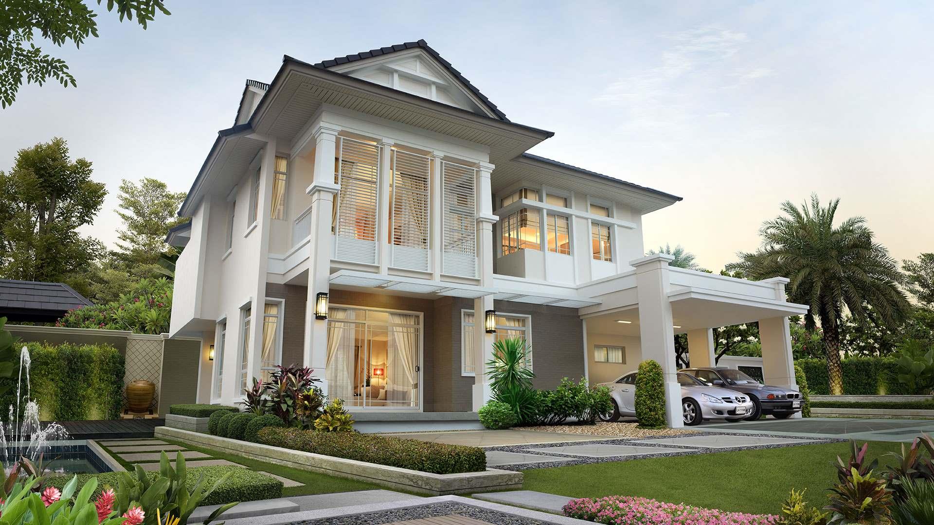 นันทวัน แลนด์ แอนด์ เฮ้าส์ พาร์ค เชียงใหม่ (Nanthawan Land And House Park Chiangmai) ราคา-สเปค-โปรโมชั่น