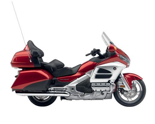 ฮอนด้า Honda-Goldwing GL 1800F-ปี 2014