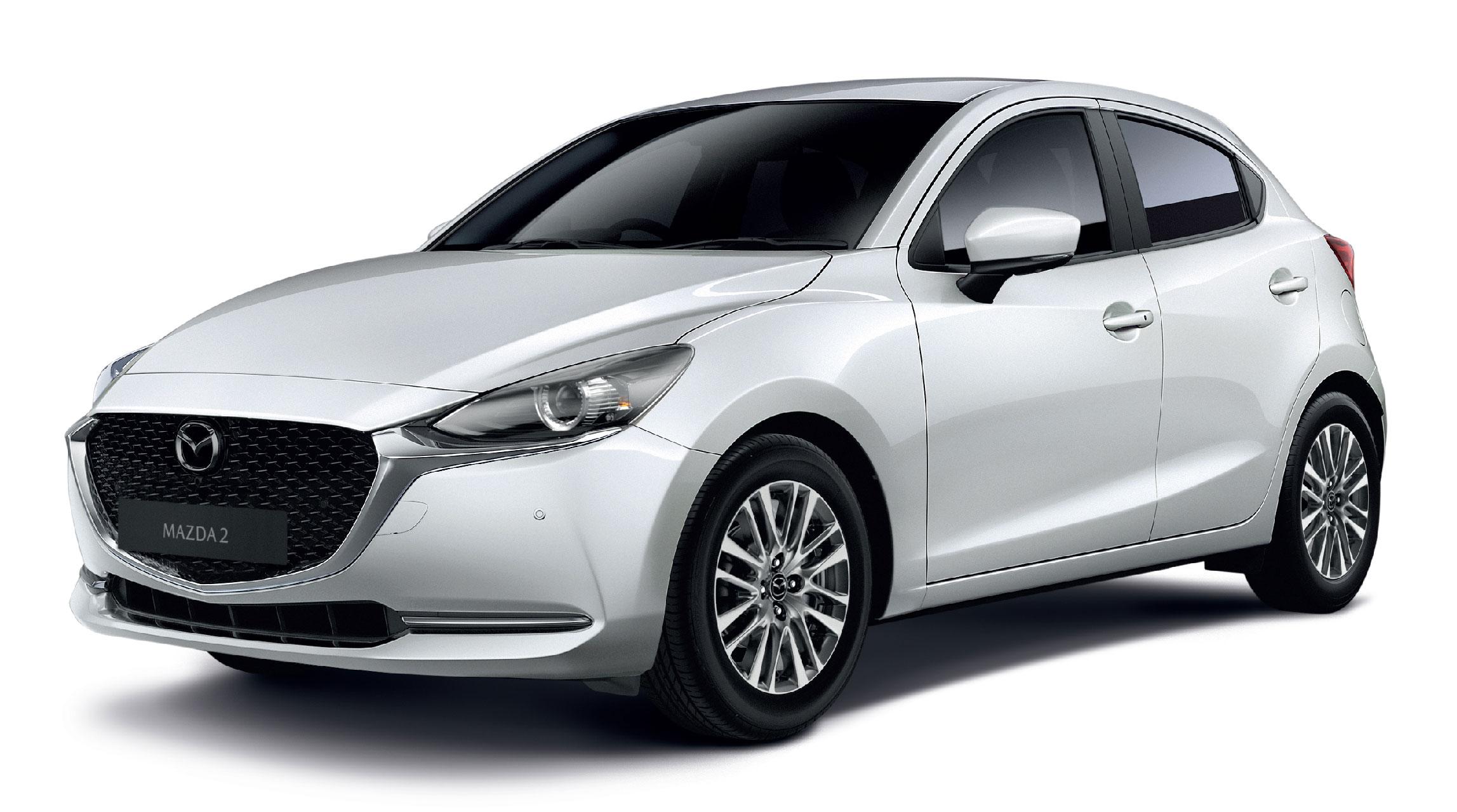 Mazda 2 Sports 100th Anniversary Edition ปี 2020 ราคา-สเปค-โปรโมชั่น