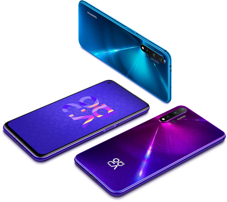 Huawei Nova 5T ราคา-สเปค-โปรโมชั่น