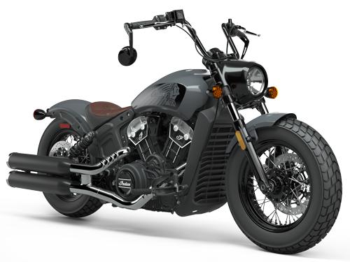 รถมอเตอร์ไซค์อินเดียน มอเตอร์ไซเคิล Indian Motorcycle Scout Logo
