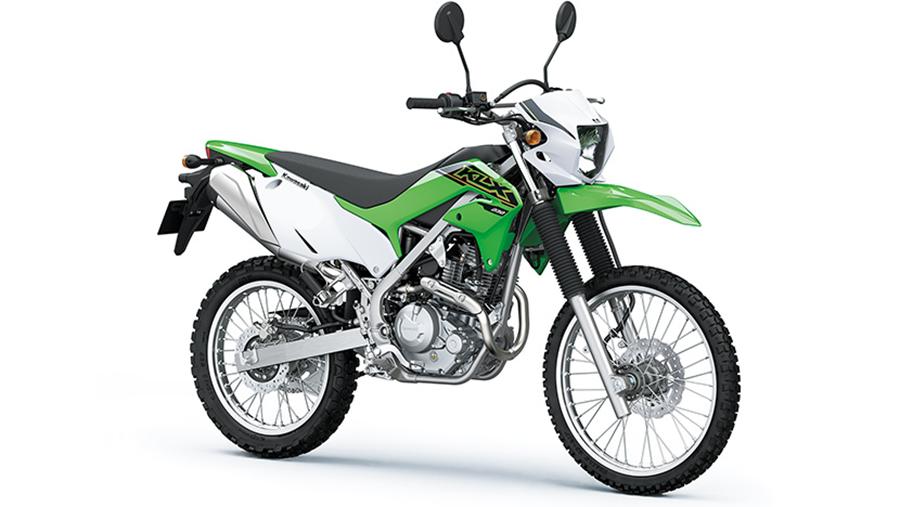 Kawasaki KLX 230 ปี 2021 ราคา-สเปค-โปรโมชั่น