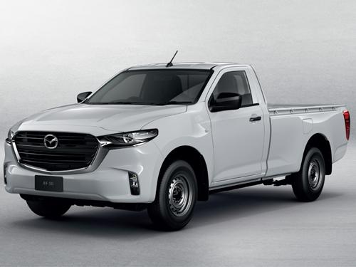 Mazda BT-50 Standard Cab 1.9E ปี 2021 ราคา-สเปค-โปรโมชั่น